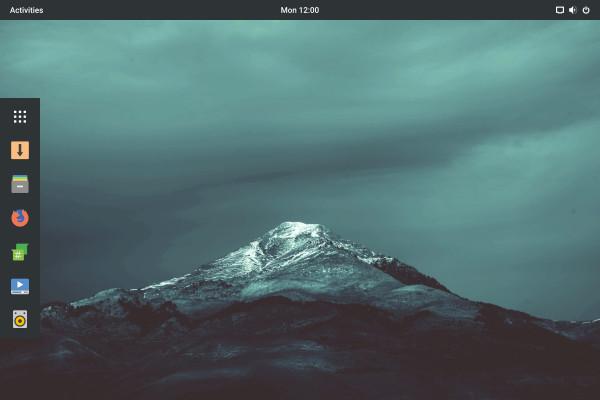Solus GNOME (Artistic)
